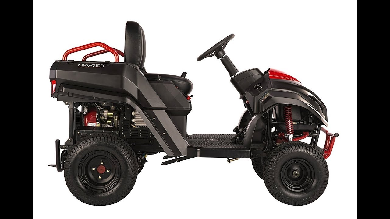 New Raven Mpv7100 Lawn Mower Generator Utility Reviews Free Shipping