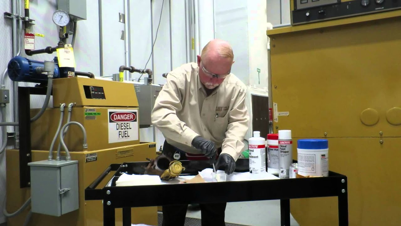 Cat Tools And Supplies Loctite Extend Rust Treatment 75430 Youtube