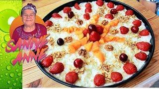 Meyveli Güllaç Tarifi | Ramazan Tatlıları