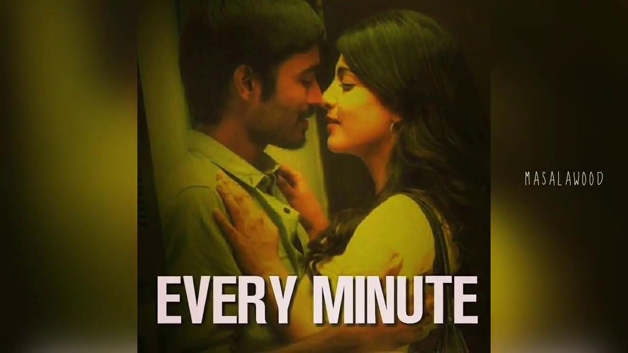 Best New Whatsapp Status Video Tamil 3 Movie Bgm Dhanush Love
