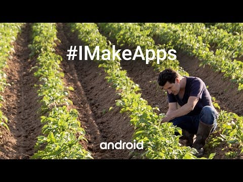 #IMakeApps | Gregory Veret | Organic farmer | Xooloo | France