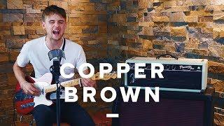 JOSH VINE - Lost In The City   COPPER BROWN SESSIONS #0025