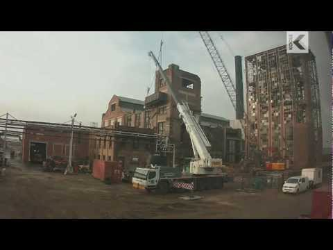 KOOLE Demolition Brouhon Tower
