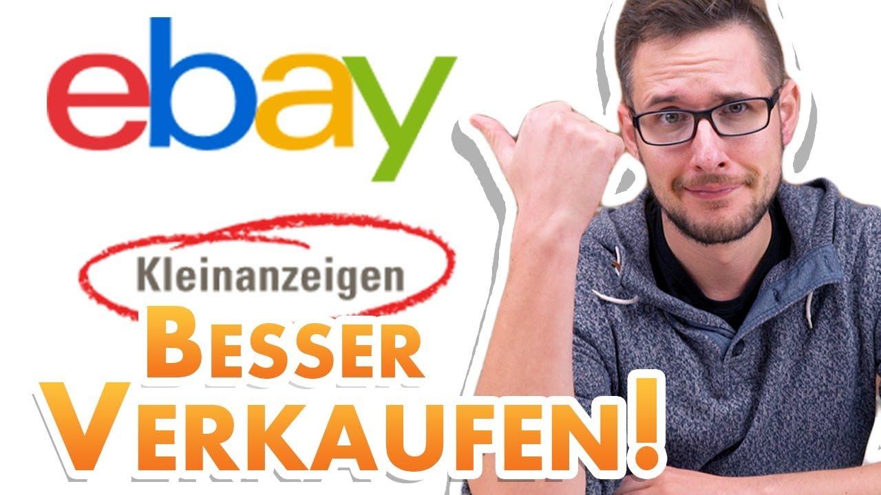 BESSER VERKAUFEN AUF ebay Kleinanzeigen 💸