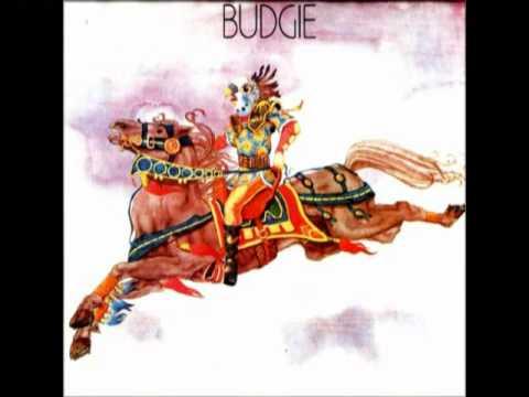 Budgie - 04 - Nude Disintegrating Parachutist Woman