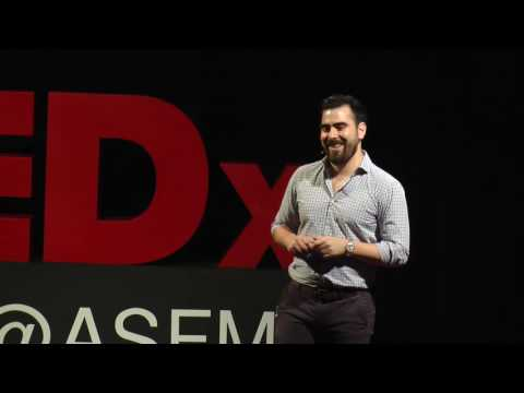 Taking Risks | Daniel Delgado | TEDxYouth@ASFM