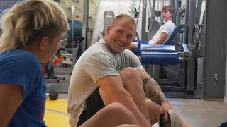Pro Push Fitness Athletic & Sports Performance Training