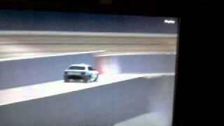 Euro Rally Championship - Stunt Arena - 360 senza volare