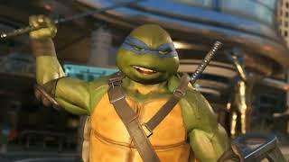 Injustice 2: Teenage Mutant Ninja Turtles Gameplay Trailer!