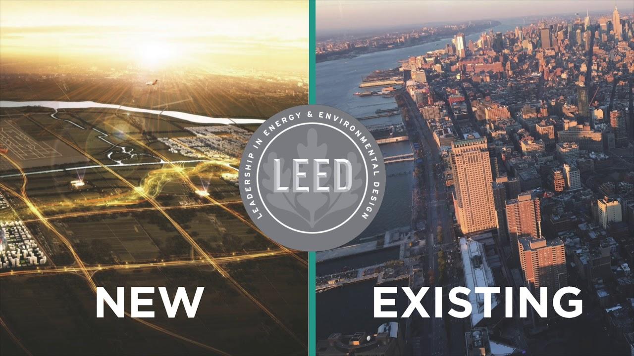 LEED v4.1 | U.S. Green Building Council