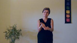 Fresh Pose Ideas from Recent Chair Yoga Teacher Graduate - Tatis Cervantes-Aiken