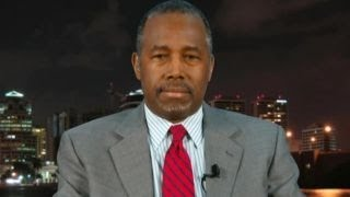 Ben Carson reacts to President Obama's bashing of Trump