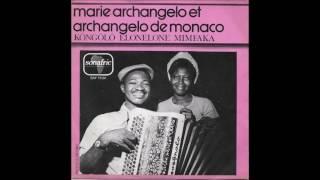 Marie Archangelo et Archangelo de Moneko - kongolo (Sonafric SAF1534)