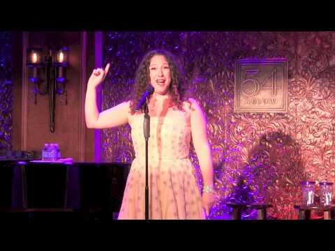"Shana Sisk - ""Upper West Side Story (A Boy Like That)"" (Leonard Bernstein/Stephen Sondheim)"