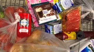 ✔ Забег в АШАН. Покупки продуктов и хозяйственных товаров. Май 2015 г.✔(Обновленное).