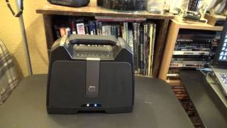 G Project G Boom Rugged Wireless Boombox Review