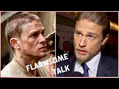CHARLIE HUNNAM On The Extreme Suffering Of Losing Weight For His Latest Movie Papillon