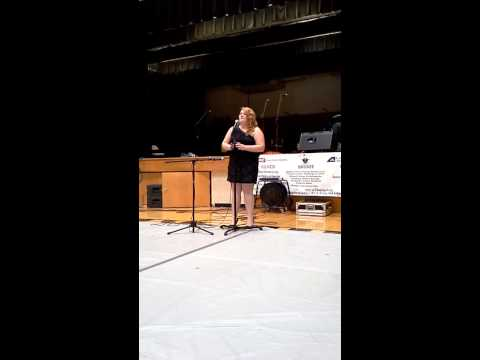 'Make You Feel My Love' (Adele's version) performed by 15 year old MaKenzie Thomas