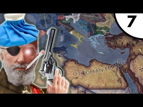 End Of Egypt [Hoi4 Kaiserreich 0.8: Ottoman Empire] Ep. 7