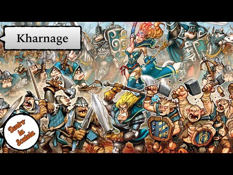 Kharnage - recensione #050