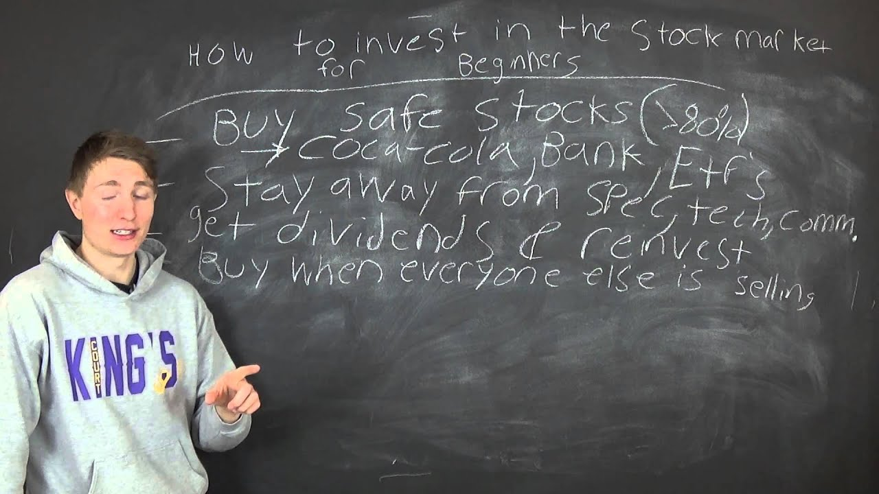 Image Result For How To Invest In Stocks