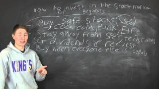 How to Invest in the Stock Market for Beginners thumbnail