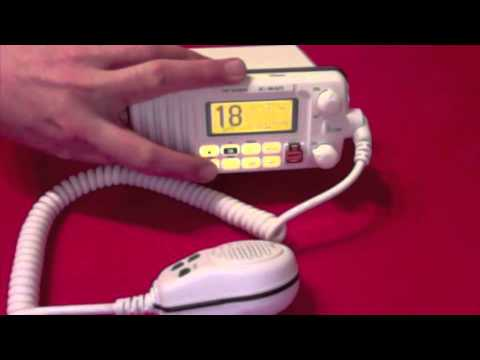 VHF Radio - The Basics