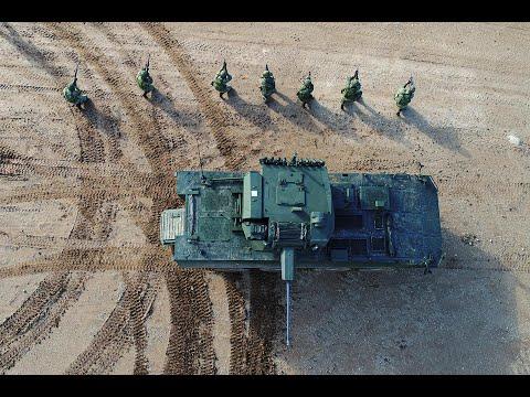 """Vojna vježba """"Spremnost 20"""" i prezentacija paljbenih sposobnosti novog sustava  BOV Patria CRO 30 L."""