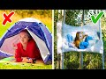 - 26 Clever Camping Tricks And Ideas  Must-Know Travel Hacks