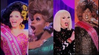 All RuPaul's Drag Race Miss Congeniality (Season 1-10)