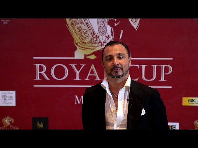 Интервью с Маурицио Весково/Interview with Maurizio Veskovo