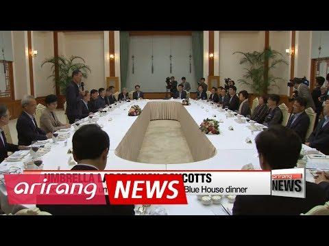 South Korea President calls restoring government, labor union relationship urgent