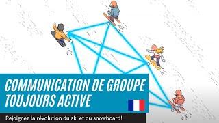 Cardo System - Communication de groupe toujours active