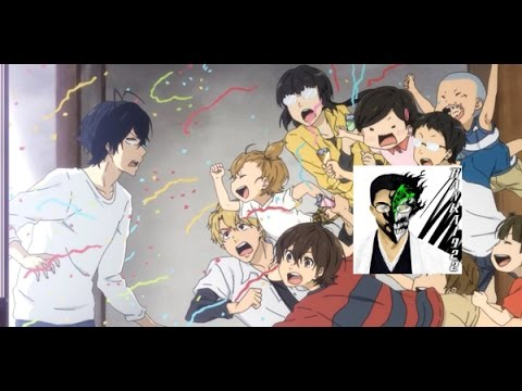 BARAKAMON ANIME SERIES REVIEW ONE FUNNY COMEDY THOSE KIDS KAWAII