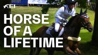 Michael Jung's Sam - Olympic Champion, Eventing Legend, and a good Friend   Horse of a Lifetime