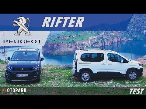 Peugeot Rifter 1.5 BlueHDi EAT8 | SUV'mu? Ticari mi? | TEST