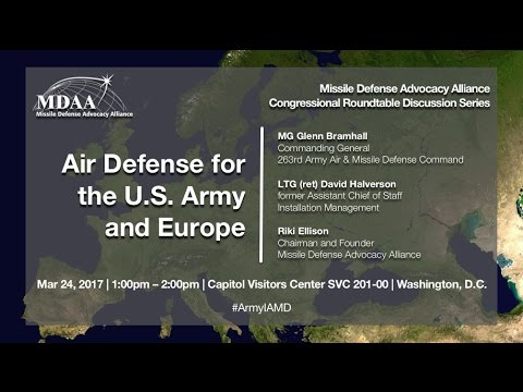 Air Defense for the U.S. Army and Europe
