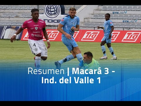 Macara Independiente del Valle Goals And Highlights