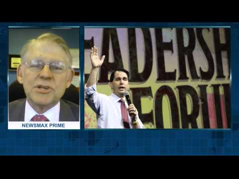 Newsmax Prime | Roy Beck discusses the GOP presidential contenders