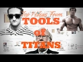 TOOLS OF TITANS by Tim Ferris   Animated Breakdown   The 7 traits of Extremely Successful People