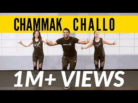 Chammak Challo | Ra One | Bollywood Warm Up Choreography