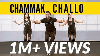 Chammak Challo | Ra One | Bollywood Warm Up Choreography