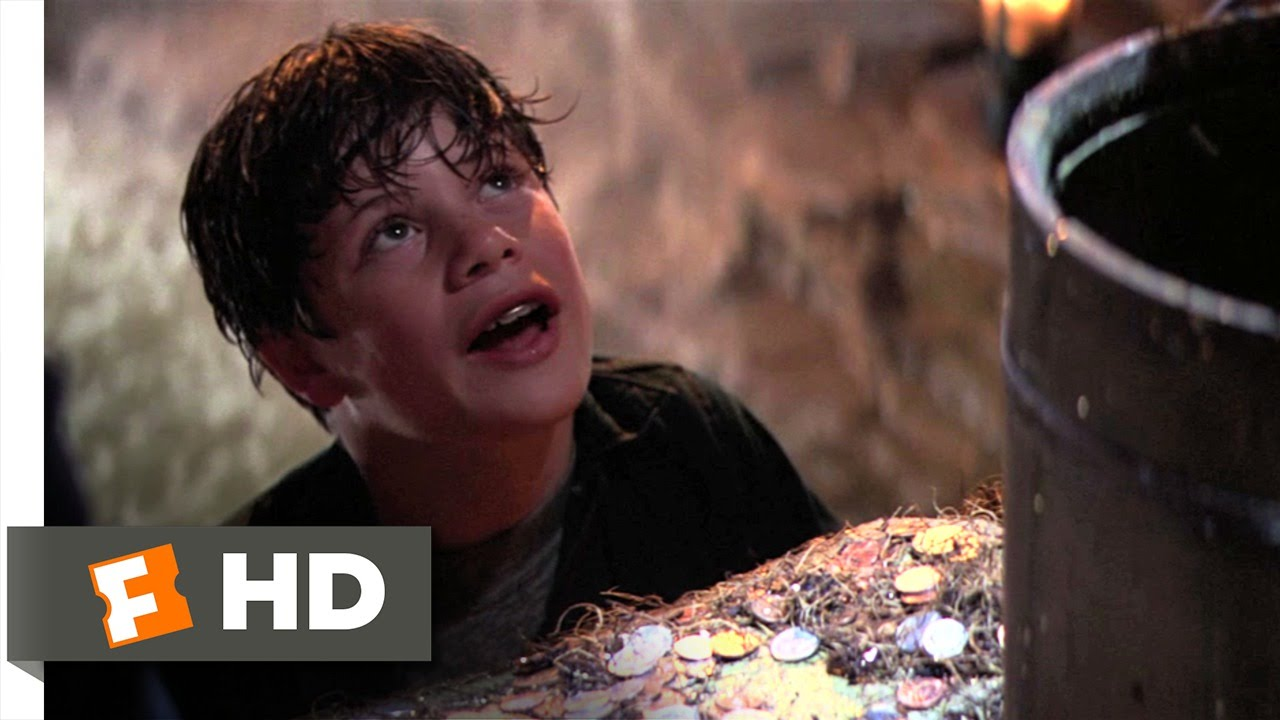 The Goonies 4 5 Movie Clip