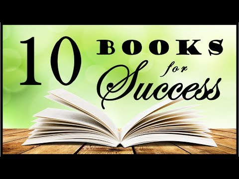 Successful people have one common habit : READING GOOD BOOKS