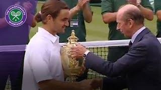 Reliving Roger Federer