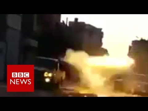 Libya: A breeding ground for terrorism - BBC News