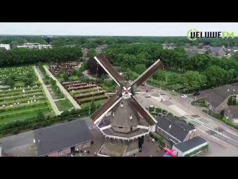 VeluweFM: Nationale molendag Putten 'Het Hert'
