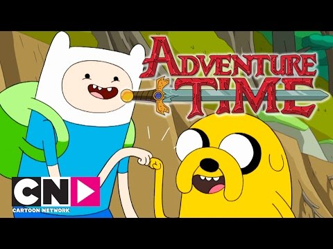 Adventure Time | Fart Attack | Cartoon Network