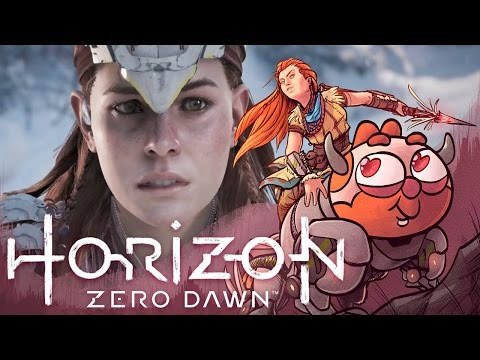 Horizon Zero Dawn Gameplay Part 2   PS4