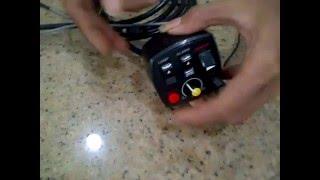 087 838 253383, Sirine Motor MTH A02 + Mic, Sirine Patwal, Custom Handlebar Control